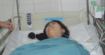 Cô gái 22 tuổi ngã ra đường bị container cán qua người được cứu sống thần kỳ