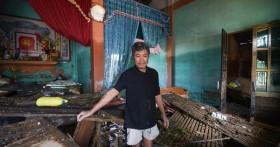 Nhiều người Quảng Bình trắng tay sau lũ