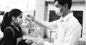 Sau ca nghi nhiễm Covid-19, BV E lập tức dừng tiếp nhận khám, chữa bệnh