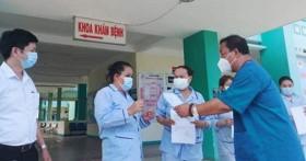 Thêm 5 bệnh nhân được chữa khỏi Covid-19