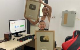 Tiết lộ số tiền 4 tỷ đồng kiếm được từ YouTube từ khi bắt đầu, anh em Tam Mao khoe luôn cơ ngơi mới