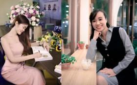 Trò chuyện ngày 20/10: Những tiết lộ phía sau hai nữ tác giả trẻ của cuốn sách Rạng danh Tài trí Việt 5 châu
