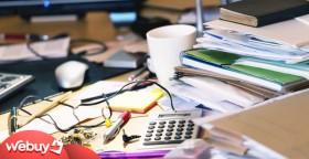 Chỗ ngồi bừa bộn là điều tối kị với dân văn phòng, và đây là 6 món đồ đơn giản nhưng được nhiều người tìm mua để góc làm việc ngăn nắp hơn