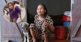 Gặp cụ bà lưng còng cõng bao quần áo, mì tôm ủng hộ người dân miền Trung: Hơn 200.000 đồng/tháng tôi vẫn đủ ăn tiêu xả láng, của ít lòng nhiều, giúp được phần nào đỡ phần đó