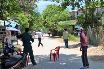 Người giúp việc từ Đà Nẵng nhiễm Covid-19 trở về: Phong tỏa xóm, giãn cách chợ
