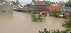 Quảng Bình: 100.000 ngôi nhà bị nhấn chìm, 3.700 hộ dân phải di dời do mưa lũ