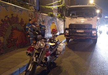 Ngày mai 27-10, bốn quận nội thành Hà Nội sẽ được thu dọn hết rác tồn đọng