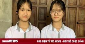 Cặp song sinh Cúc - An thành tân sinh viên sau 17 năm mổ tách