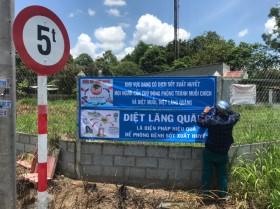 TP Hồ Chí Minh xuất hiện 55 ổ dịch sốt xuất huyết mới ở 49 phường, xã