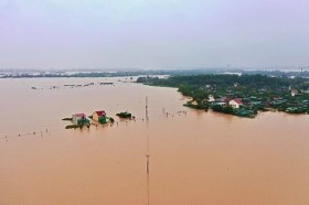 6 người tử vong, 118 xã  bị ngập do mưa lũ ở Hà Tĩnh