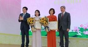 Trao giải Cuộc thi viết về sự nghiệp bảo vệ, chăm sóc và nâng cao sức khỏe nhân dân