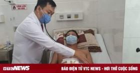 Bác sĩ vượt hết quy trình cứu nam thanh niên bị đâm thấu ngực