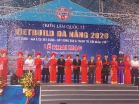 Triển lãm quốc tế Vietbuild Đà Nẵng 2020 thu hút gần 800 gian hàng