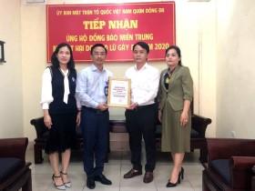 Nhiều trường học Hà Nội quyên góp ủng hộ đồng bào vùng lũ