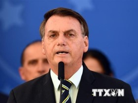 Tổng thống Brazil Jair Bolsonaro sắp phải phẫu thuật