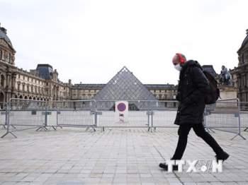 Dịch COVID-19: Số ca mắc tại Pháp vượt ngưỡng 1 triệu người