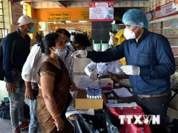 Dịch bệnh COVID-19: Ấn Độ ghi nhận hơn 260.000 ca nhiễm mới