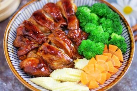 Tự làm đùi gà sốt teriyaki kiểu Nhật, chẳng cần ra hàng cũng có món cực ngon
