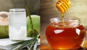 Uống nước dừa với mật ong có thật sự mang lại lợi ích tuyệt vời cho sức khỏe?