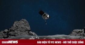 Tàu vũ trụ tiếp cận thành công thiên thạch có thể gây họa cho Trái đất