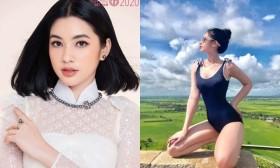 Vẻ đẹp của cô gái 18 tuổi giấu bố mẹ đi thi, vào chung kết Hoa hậu Việt Nam