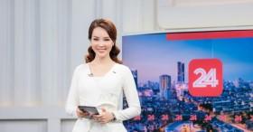 MC Thụy Vân lần đầu tái xuất trên sóng VTV sau loạt tin đồn nghỉ việc, khoe thần thái xinh đẹp khiến dân tình ngỡ ngàng