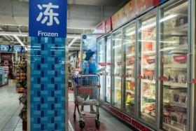 Nguy cơ mắc COVID-19 từ thực phẩm đông lạnh