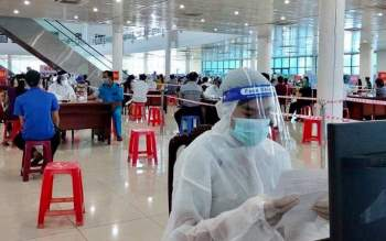 Đà Nẵng tiêm hơn 54.000 liều vaccine COVID-19 trong một ngày