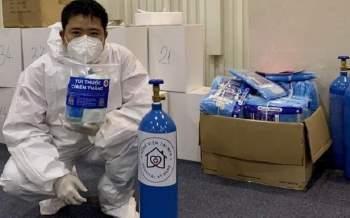 Bệnh viện tại nhà hỗ trợ người nhiễm Covid-19