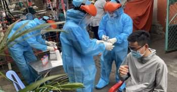 Trưa 24/6 Việt Nam có 127 ca mắc COVID-19 mới, TP.HCM có 75 bệnh nhân