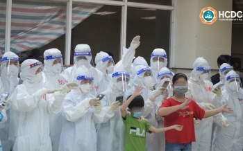Bình Dương chưa triển khai tiêm vaccine Covid-19 cho người từ 12-18 tuổi