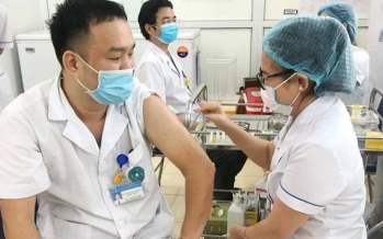 Hà Nội tổ chức chiến dịch tiêm vaccine Covid-19 quy mô lớn